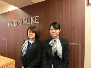 新橋、銀座法人仲介部の女性スタッフの制服を刷新しました。
